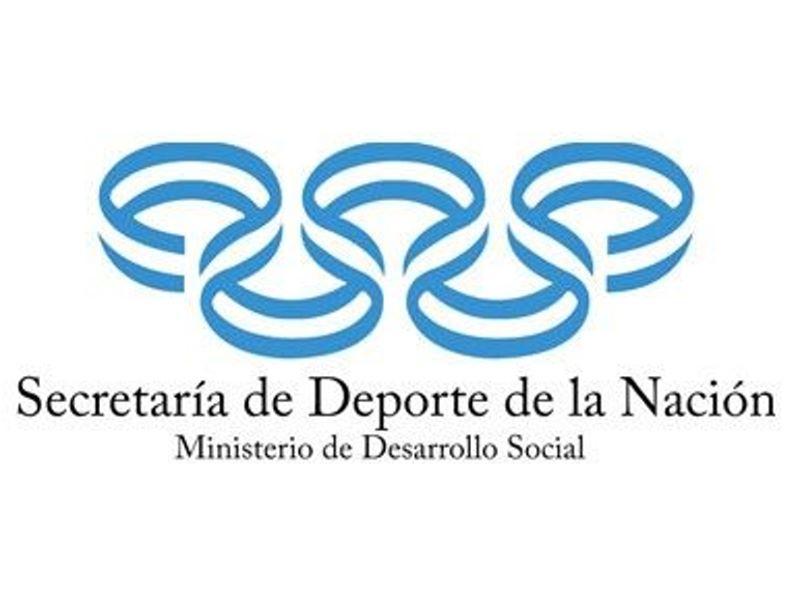 secretaría de deportes de la nación