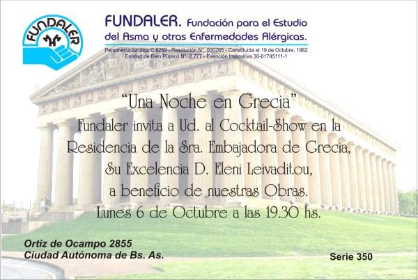evento anual Fundaler