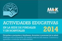 Actividades educativas Fundaler