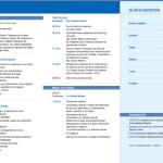 Tríptico Jornadas de Asma y Deportes pág 2