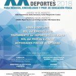XX Jornadas de Asma y Deportes - edición 2018