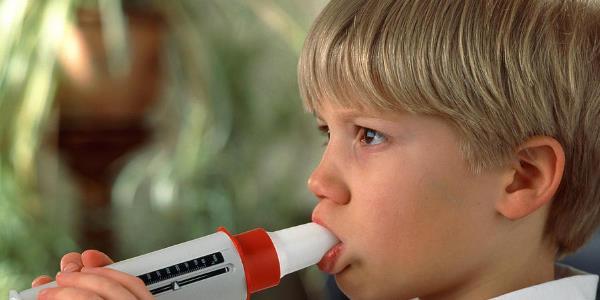 asma bronquial en la ninez
