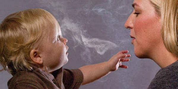 el cigarrillo y el asma