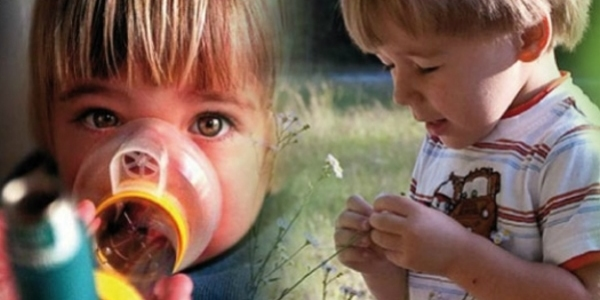 los ninos y el asma
