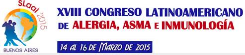 XVIII Congreso latinoamericano de asma y alergia