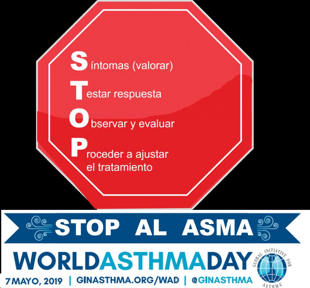 Propuesta de Global Initiative for Asthma para el World Asthma Day 2019