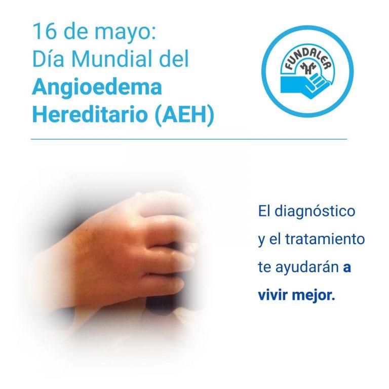 Día Mundial del Angioedema Hereditario