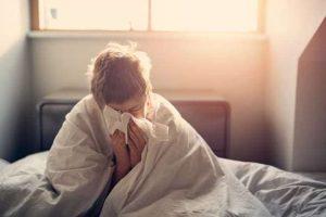 Síntomas comunes de rinitis alérgica